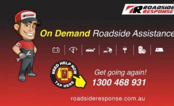 On Demand Roadside Assistance