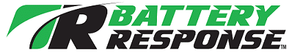 Response Battery logo colour