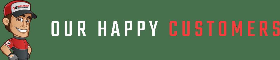 happy car battery customers